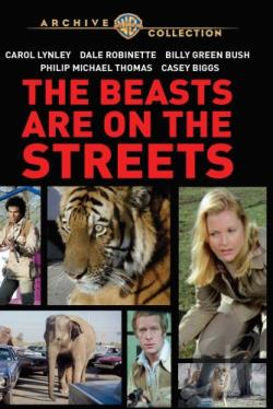Beasts Are on the Streets DVD Cover Art