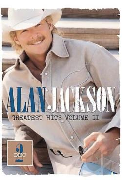Alan Jackson - Greatest Video Hits Volume II (Disc 2) DVD Cover Art