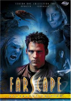 Farscape: Starburst Edition - Season 1: Collection 2 DVD Cover Art