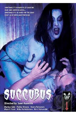 Succubus: The Demon DVD Cover Art