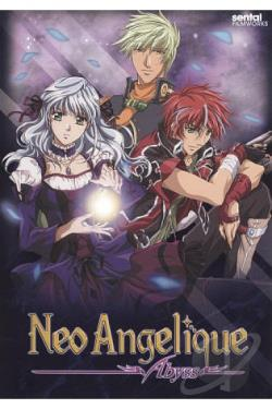 Neo Angelique Abyss: Season 1 DVD Cover Art