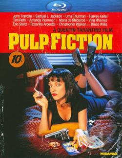 Pulp Fiction BRAY Cover Art