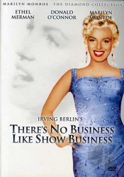 There's No Business Like Show Business DVD Cover Art