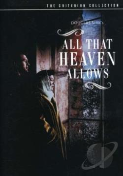 All That Heaven Allows DVD Cover Art