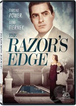 Razor's Edge DVD Cover Art