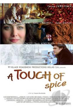 Touch of Spice DVD Cover Art