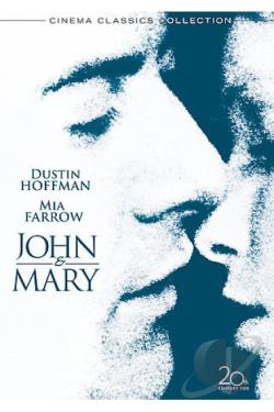 John and Mary DVD Cover Art