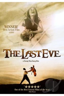 Last Eve DVD Cover Art