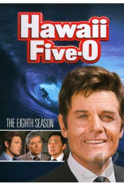 Hawaii Five-O - The Complete Eighth Season DVD Cover Art