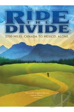 Ride the Divide DVD Cover Art
