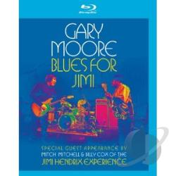 Gary Moore: Blues for Jimi - Live in London BRAY Cover Art