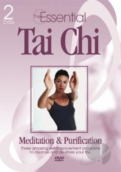 Essential Tai Chi DVD Cover Art