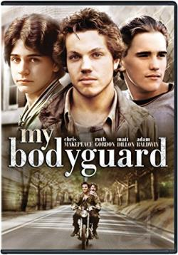 My Bodyguard DVD Cover Art