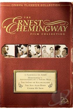 Hemingway Classics Collection DVD Cover Art