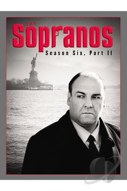 Sopranos - Season 6, Part 2 DVD Cover Art