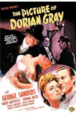Picture of Dorian Gray DVD Cover Art