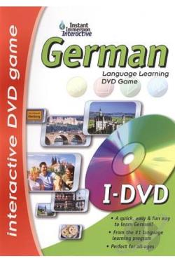 Instant Immersion Interactive: German Language Learning DVD Game DVD Cover Art