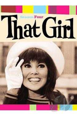 That Girl - The Complete Fourth Season DVD Cover Art