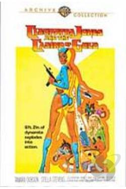 Cleopatra Jones and the Casino of Gold DVD Cover Art