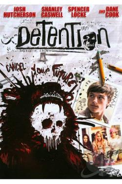 Detention DVD Cover Art