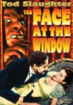 Face at the Window DVD Cover Art