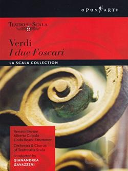 Verdi - I due Foscari DVD Cover Art