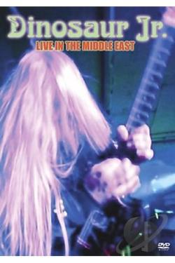 Dinosaur Jr. - Live in the Middle East DVD Cover Art