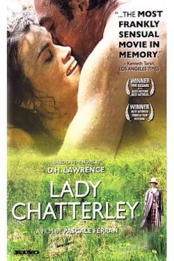 Lady Chatterley DVD Cover Art