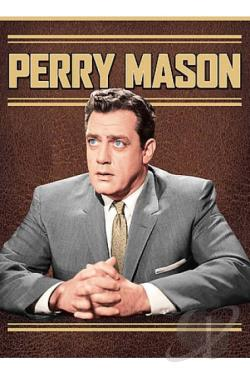 Perry Mason 50th Anniversary Edition DVD Cover Art