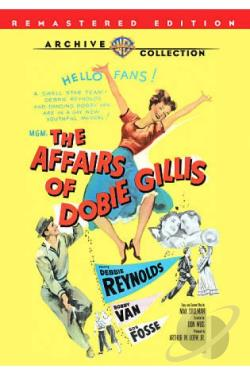 Affairs of Dobie Gillis DVD Cover Art