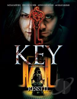 Key DVD Cover Art
