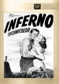 Inferno DVD Cover Art