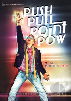 Tim Hawkins: Push Pull Point Pow DVD Cover Art
