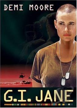 G.I. Jane DVD Cover Art
