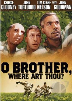 O Brother, Where Art Thou? DVD Cover Art