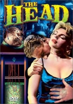 Head DVD Cover Art