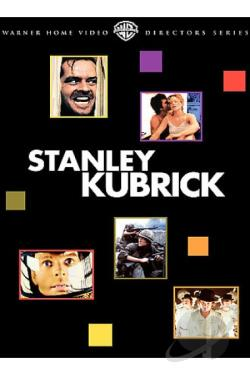 Warner Home Video Directors Series: Stanley Kubrick Collection DVD Cover Art