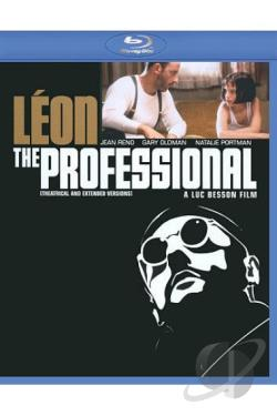 Leon the Professional BRAY Cover Art