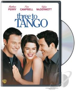 Three to Tango DVD Cover Art