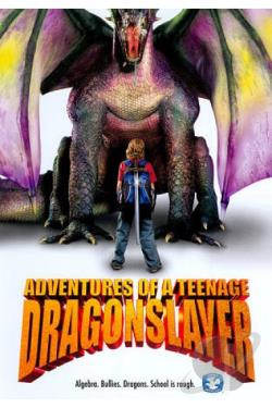 Adventures of a Teenage Dragonslayer DVD Cover Art
