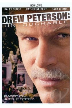 Drew Peterson: Untouchable DVD Cover Art