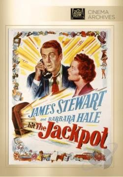 Jackpot DVD Cover Art