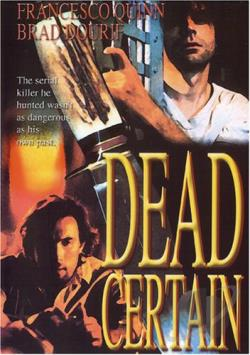 Dead Certain DVD Cover Art