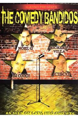 Comedy Bandidos DVD Cover Art
