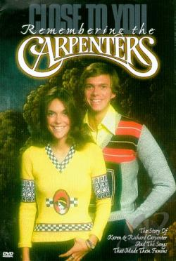 Close to You: Remembering the Carpenters DVD Cover Art
