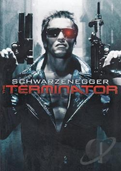 Terminator DVD Cover Art