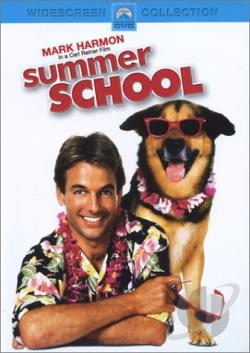 Summer School DVD Cover Art