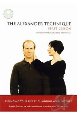 Alexander Technique: First Lesson DVD Cover Art