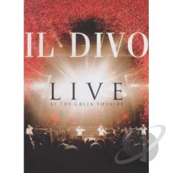 Live At The Greek Theatre DVD Cover Art