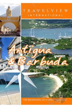 Travelview International: Antigua & Barbuda DVD Cover Art